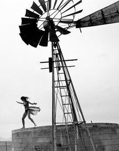, 'Windmill Girl,' , Milk Gallery