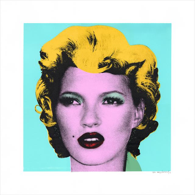Banksy, 'Kate Moss', 2005, Gallery 211