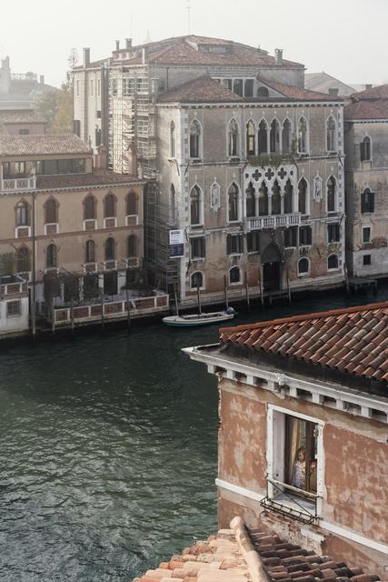 , 'Pajamas, San Marco, Venice, October,' 2017, Jackson Fine Art