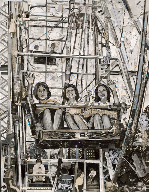 , 'Album: Ferris Wheel,' 2014, Rena Bransten Gallery