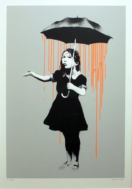 , 'Nola (Orange Rain),' 2008, Gormleys Fine Art