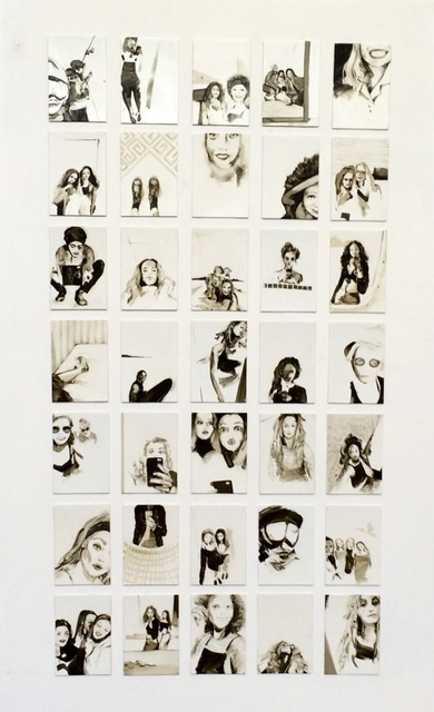 Shelly Tregoning, 'Selfie (each)', Arusha Gallery