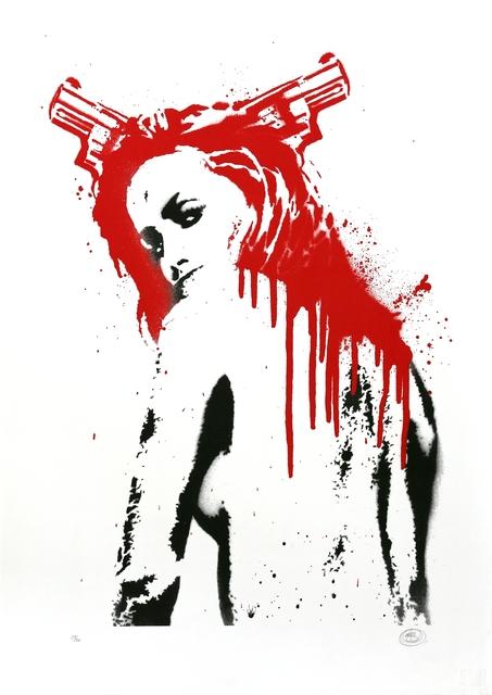 Nick Walker, '38 Pigtails', 2009, Addicted Art Gallery