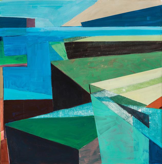 , 'The Walk,' 2015, Cerulean Arts