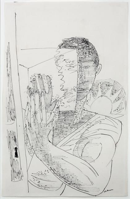 , 'Der Eismann II,' 1944, Galerie Utermann