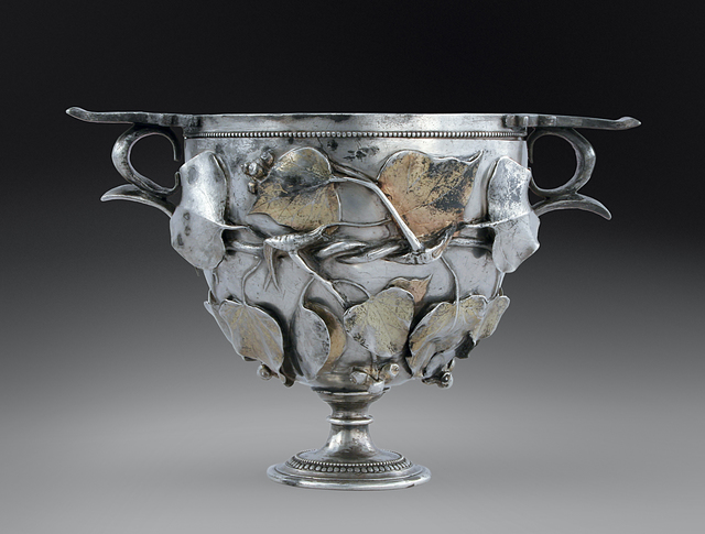 , 'Drinking cup (kantharos),' , Montreal Museum of Fine Arts