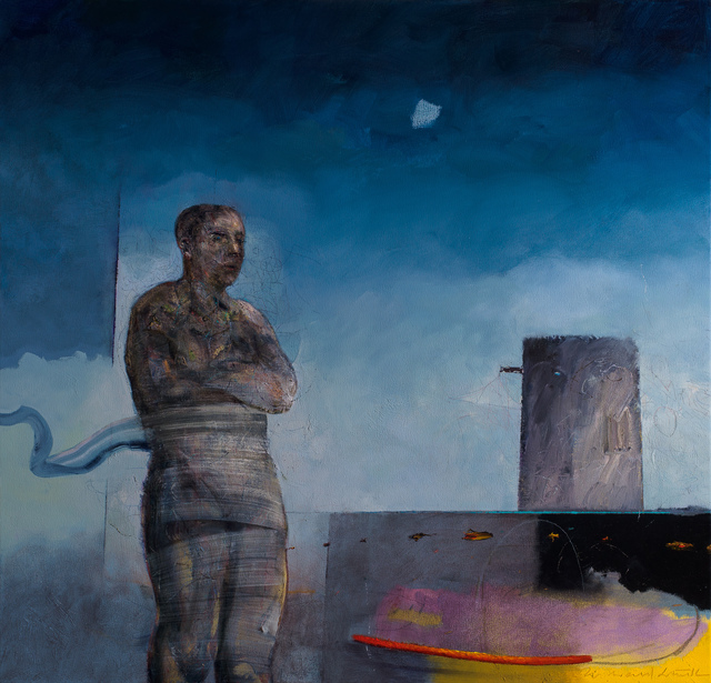 , 'Mastaba,' 2019, EBONY/CURATED