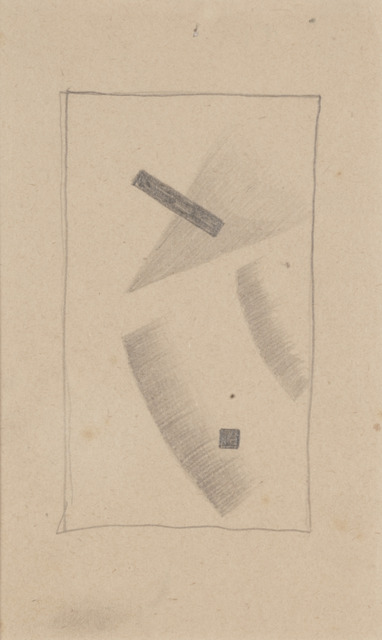 , 'Composition 9 m,' 1917-1918, Annely Juda Fine Art