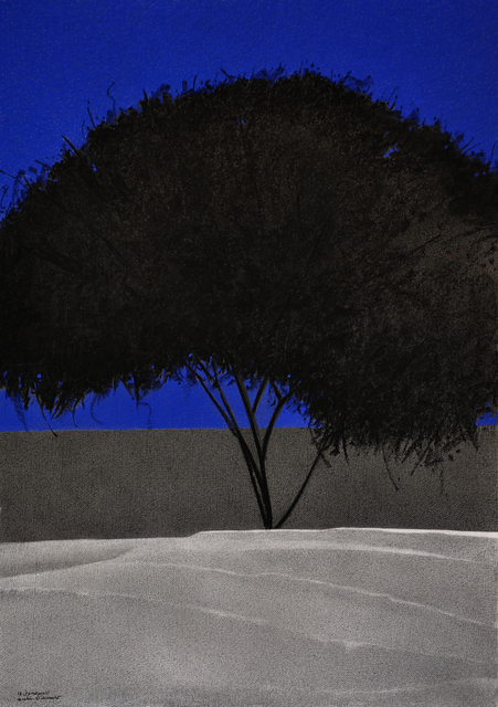 , 'Acasia Nilotica 1,' 2018, Hafez Gallery