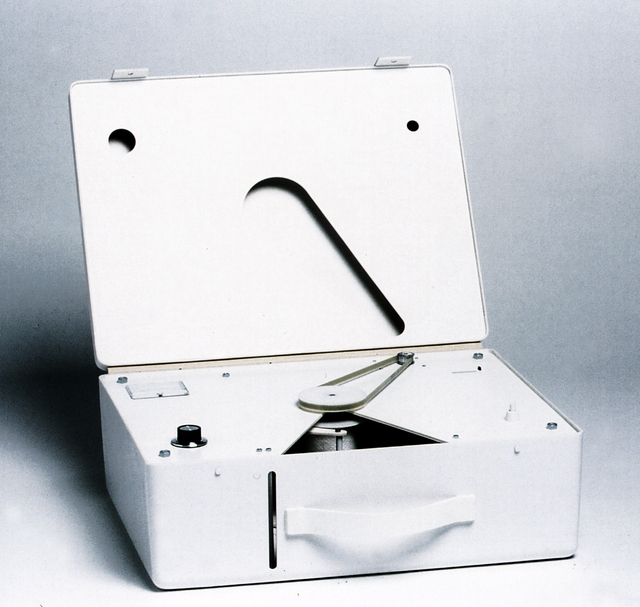 , 'Toilet Paper Stealing Machine,' 2000, Helga Maria Klosterfelde Edition