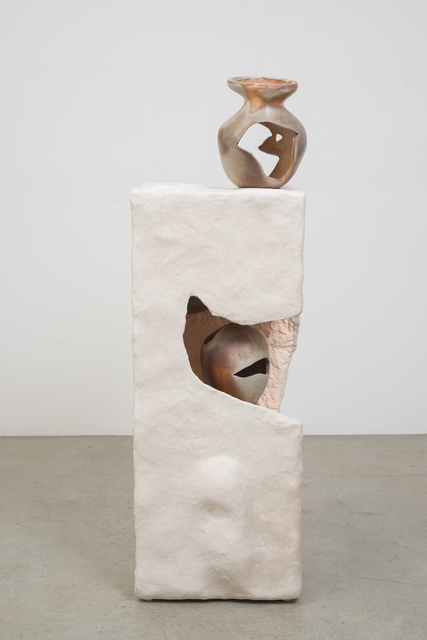 Charles Long, 'Two Unknowns, One Known and One Unknown', 2015, Tanya Bonakdar Gallery