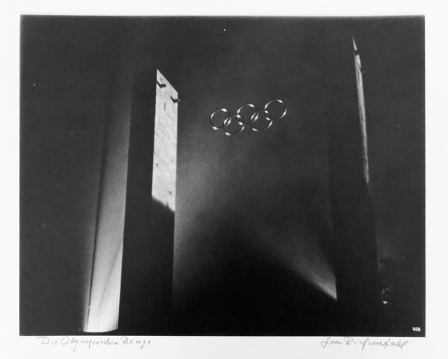 Leni Riefenstahl, 'Die Olympischen Ringe (The Olympic Rings)', 1936, The Art:Design Project