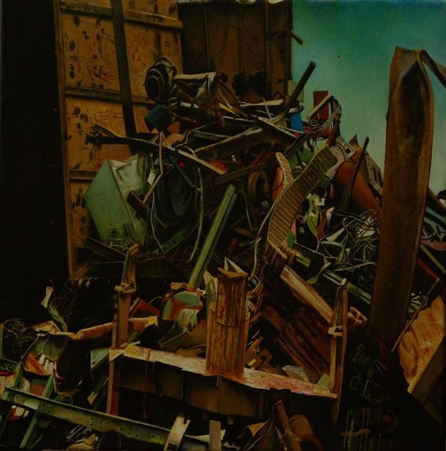 György Jovián, 'Ruin Study V.', 2013, Faur Zsofi Gallery