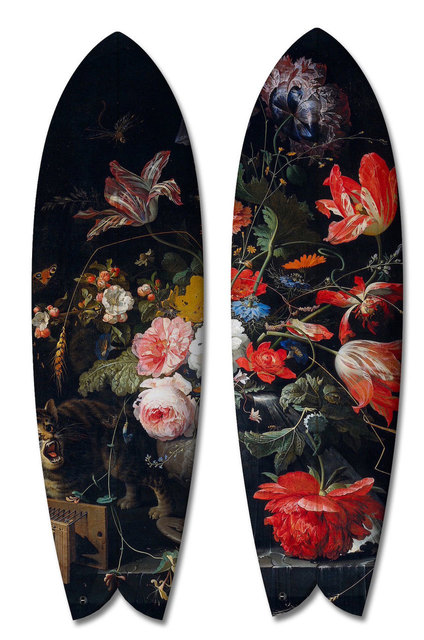 , 'HIGHSNOBIETY DIPTYCH / 2 SURFBOARDS,' , ArtStar