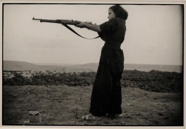 Robert Capa, 'Spanish Civil War', 1936, The Halsted Gallery