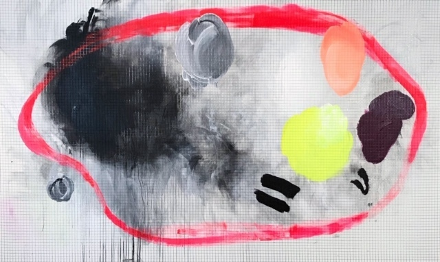 Petra von Kazinyan, 'Ego (The fleshy wildness of bronze and plaster)', 2019, Ho Gallery