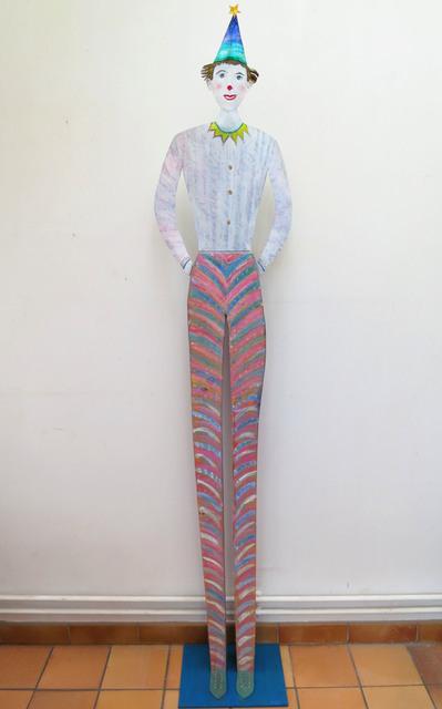 , 'Grand clown,' 1993, Modernism Inc.