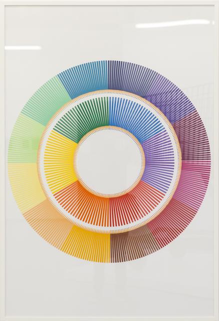 , 'Chromatic Crayons 1,' 2015, Fabien Castanier Gallery