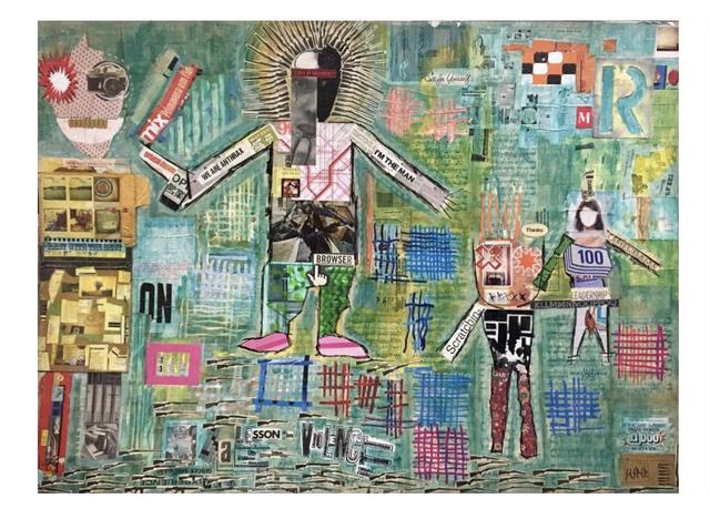 Alexandre Cruz (Sesper), 'A Lesson in Violence', 2008, Baró Galeria