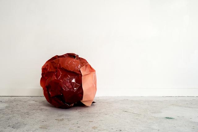 , 'Red Tumbleweed,' 2017, VI, VII