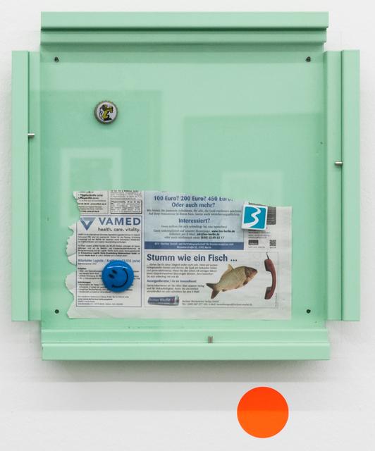 , 'Cassette (64),' 2018, Mai 36 Galerie
