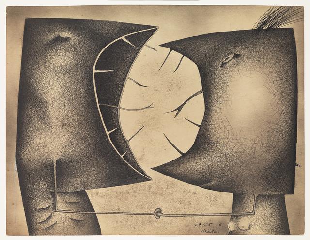 , 'LOVE,' 1955, Fergus McCaffrey
