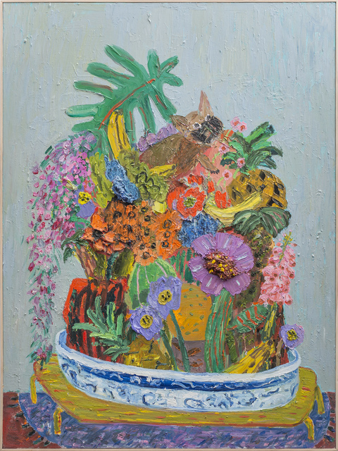 , 'Top of the Heap,' 2016, SMAC ART GALLERY
