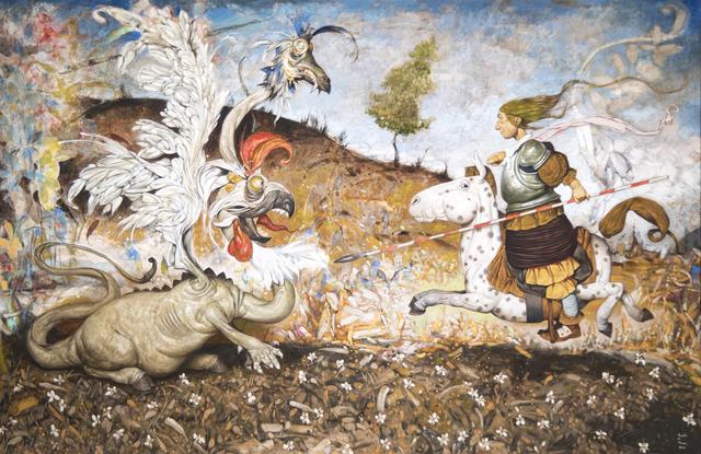 , 'Fantastic Motive,' 2016, Ararat Gallery