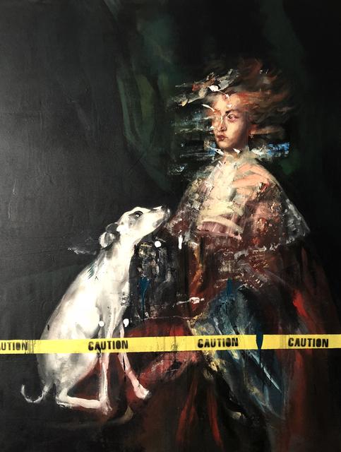 , 'Veridis Quo,' 2017, Lois Lambert Gallery