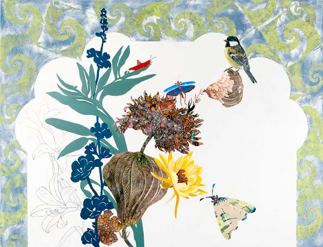 Jennifer Bain, 'Grasshopper', 2014, Michael Warren Contemporary