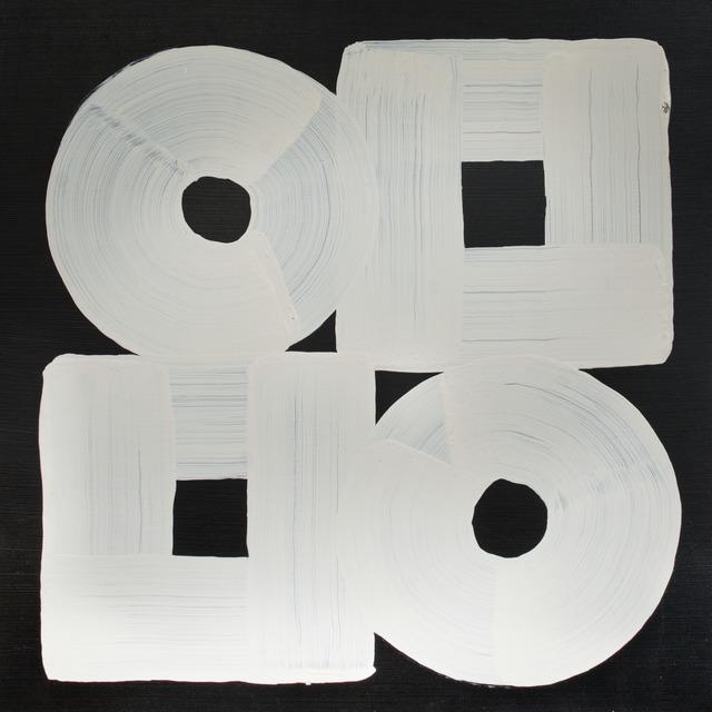 , 'Geometrix.1,' 2016, Gastman