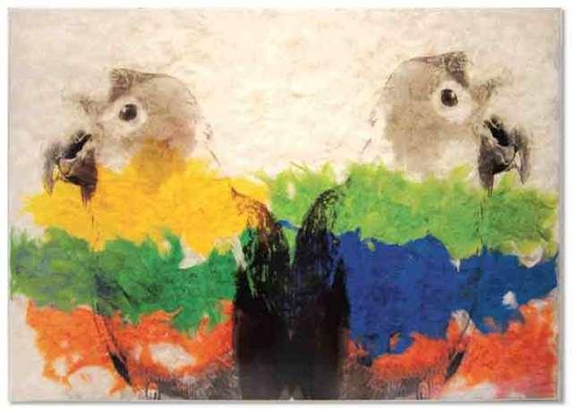 , 'Twins,' 2017, Eden Fine Art