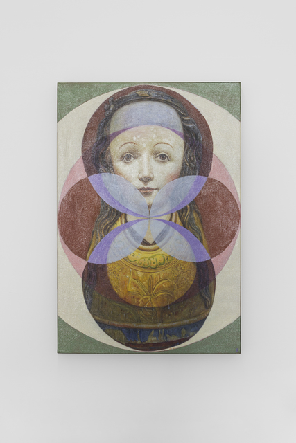 , 'Reliquary of a Female Saint,' 2018, Peana Projects