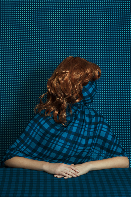 , 'Blue,' 2014, Arusha Gallery