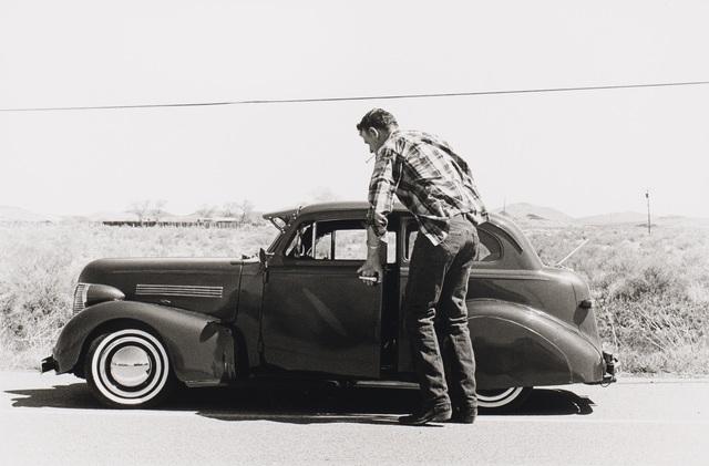 , 'Rencontre dans le Desert, Arizona,' 1995-printed later, Tracey Morgan Gallery