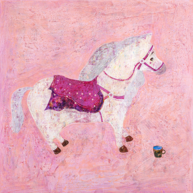 , 'A Pink Pony,' 2015, Liang Gallery