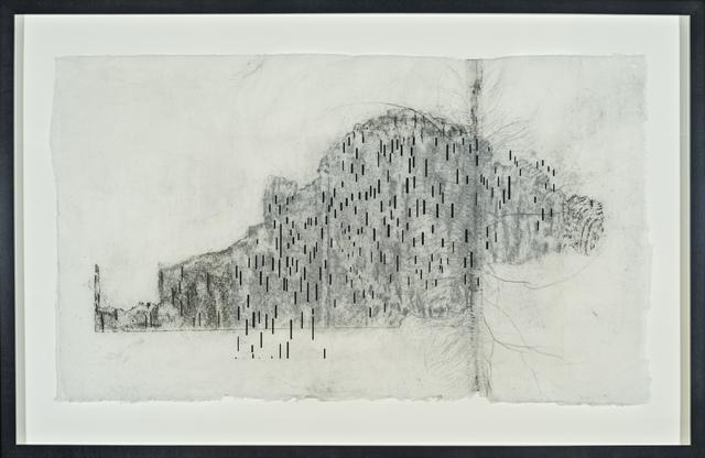 , 'Birch Rubbing #7,' 2012, Tayloe Piggott Gallery