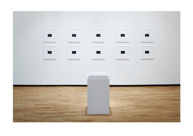 , 'Installation view of 'History of Darkness' photographs and slide archive,' , Ingleby Gallery