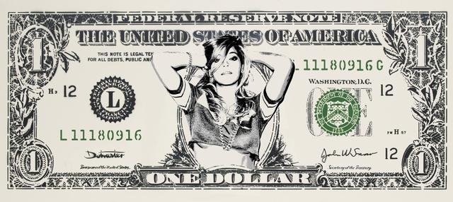 , 'Bucks & Dough`s Series Beyonce,' , Galleria GUM