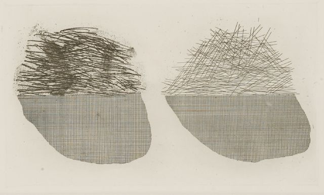 David Hockney, 'Straw On The Left, Gold On The Right (Tokyo 102)', 1969, Sworders