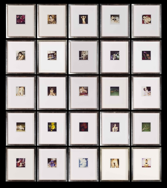 , '25 Polaroids,' , RUDOLF BUDJA GALLERY