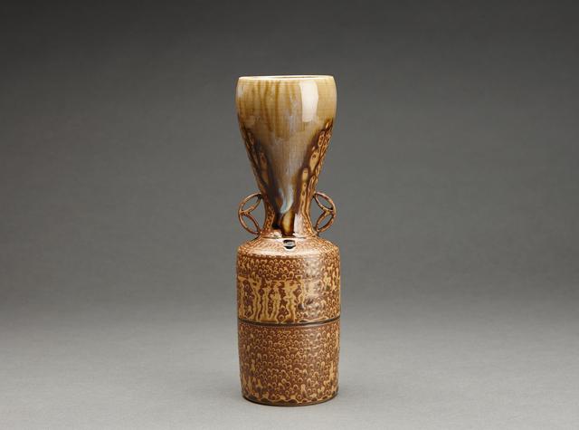 , 'Flower vase (hanaire), shippo design handles ,' , Pucker Gallery