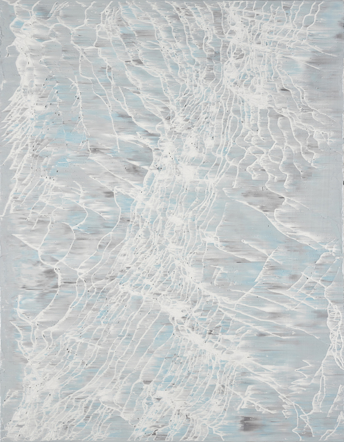 , 'The Texture of Water 16,' 2017, Art+ Shanghai Gallery