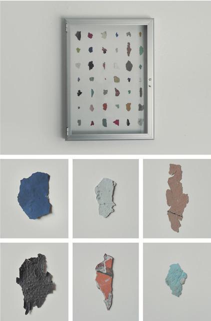 , 'NEIGHBORHOOD REUNION,' 2012, Louis 21