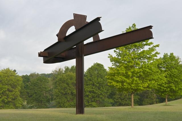 Mark di Suvero, 'Mahatma', 1978-1979, Storm King Art Center