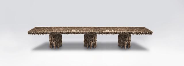 , 'Dining Table 'Atlantis' Three Kings,' 2014, David Gill Gallery