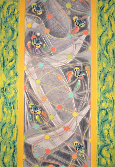 , 'Gray Skies for Joni Mitchell,' 2015, Linda Warren Projects