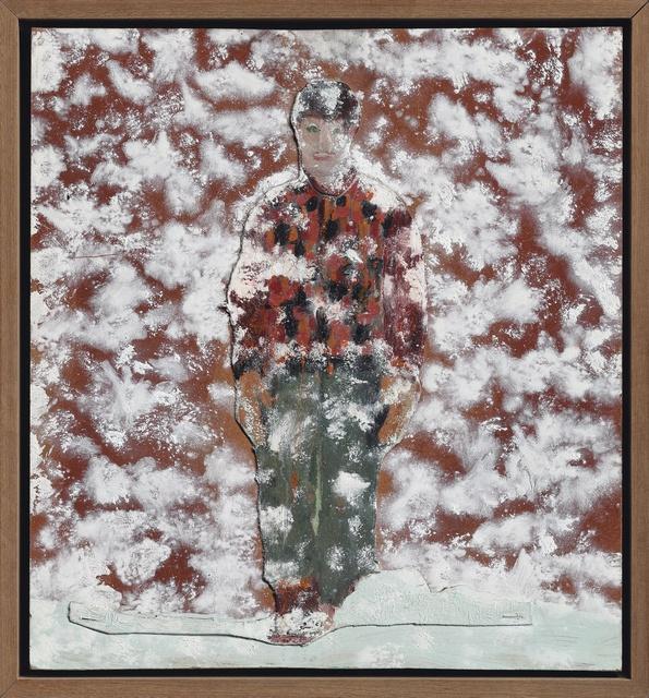 , 'Figure in Snow ,' 1997, Galerie Natalie Seroussi