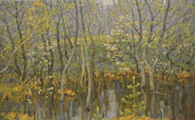 Anton Stanislavovich Yastrzhembsky, 'Rainy Autumn', 1928, Surikov Foundation