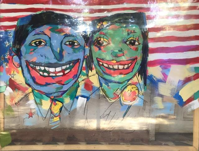 , 'Smile Portrait IV,' 2017, Create Hub Gallery